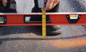 Paving Simcoe County concrete inspection