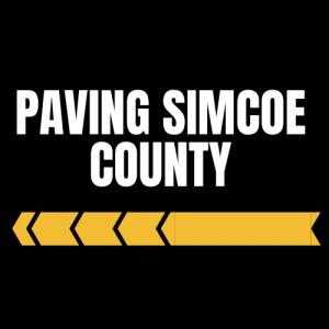 Paving Simcoe County Logo